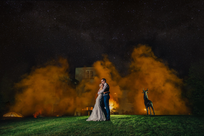 Wedding photography at correct house, NI by Jake Samuels