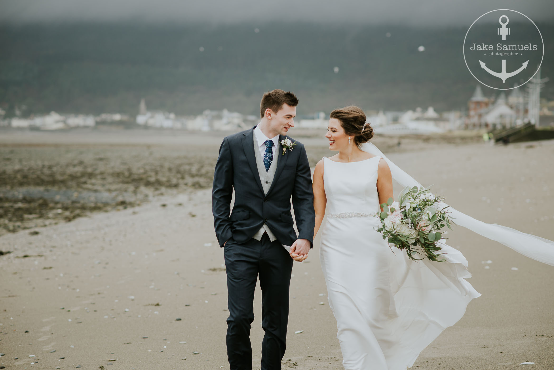 slieve donard wedding photography by Jake Samuels