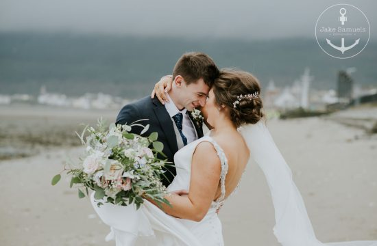 slieve donard wedding photography by Jake Samuels